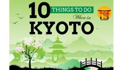 10 Things To Do When in Kyoto
