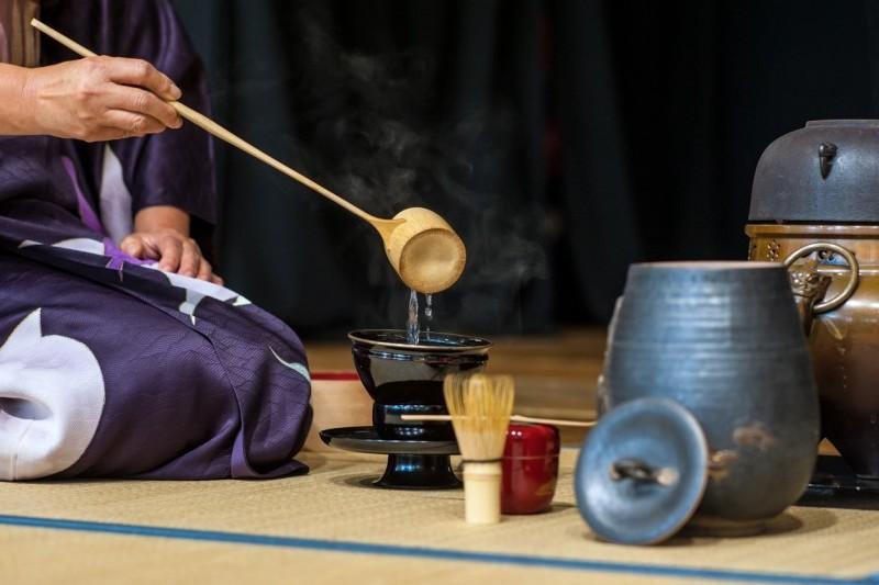 Experiencia de la Ceremonia de Té