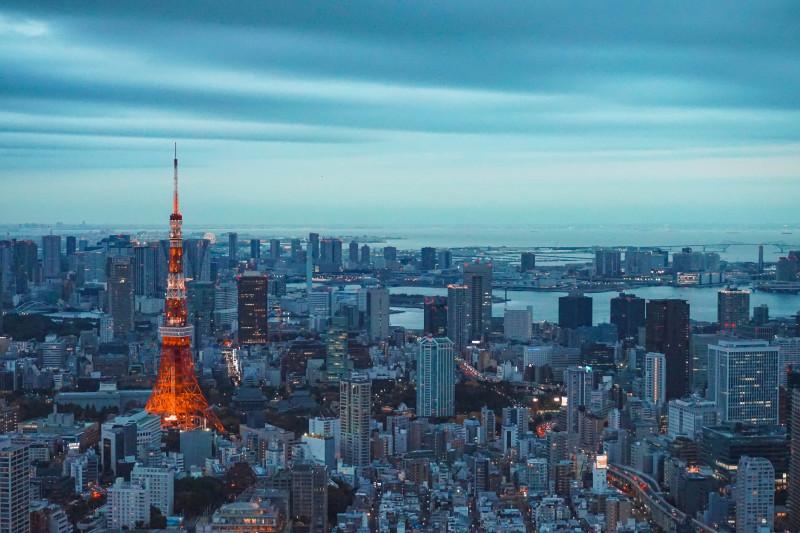 Tokyo en un Día